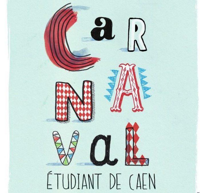 Carnaval étudiant Caen 2013